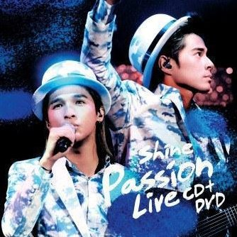 Shine Passion Live [2DVD+2CD]