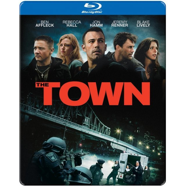 The Town [SteelBook]