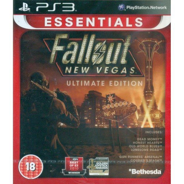 Fallout New Vegas: Ultimate Edition (Essentials)