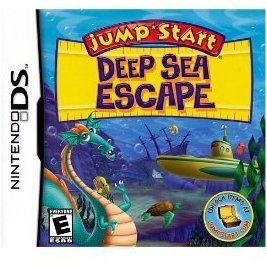 JumpStart: Deep Sea Escape