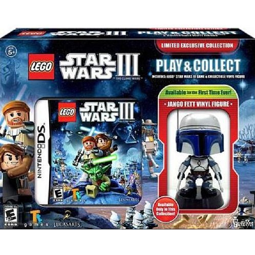 LEGO Star Wars III: Play & Collect (Jango Fett)