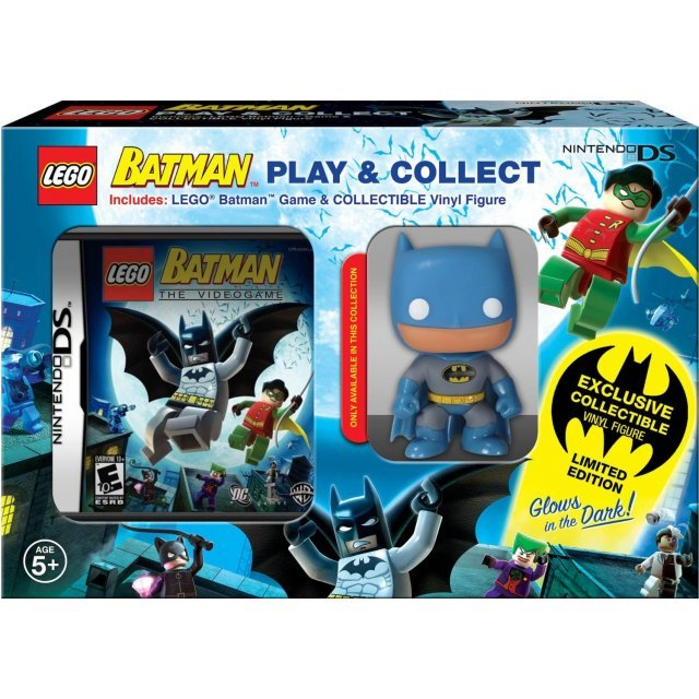 Lego Batman: Play & Collect (Batman)