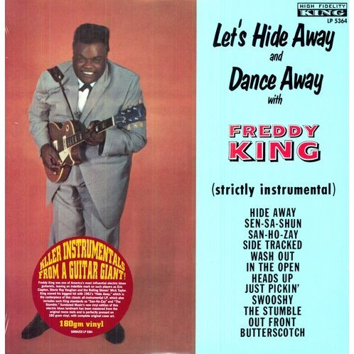 Let's Hide Away & Dance Away with Fred