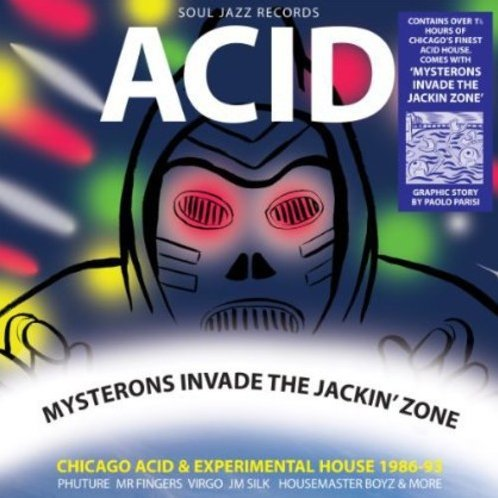 Sub-Title: Chicago Acid & Experimental House 1986-93