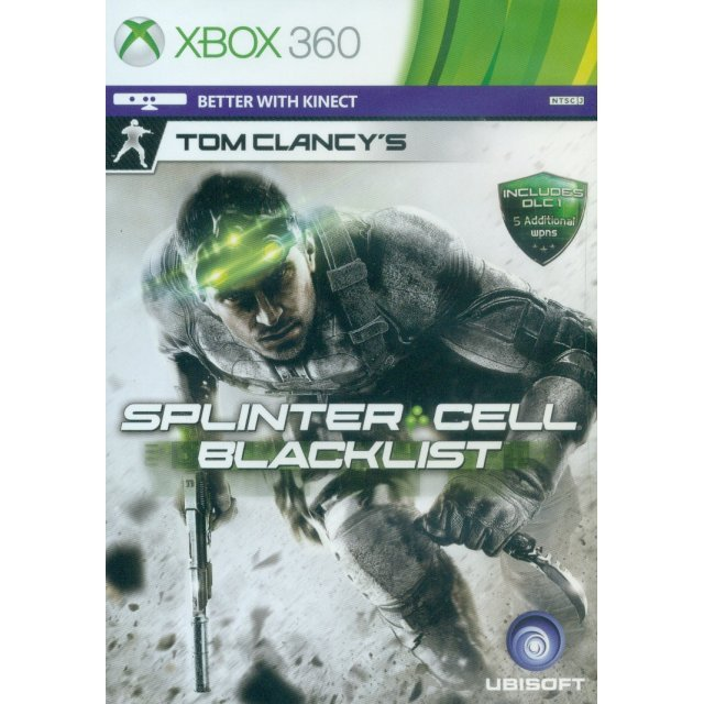 Tom Clancy's Splinter Cell: Blacklist (English Version)