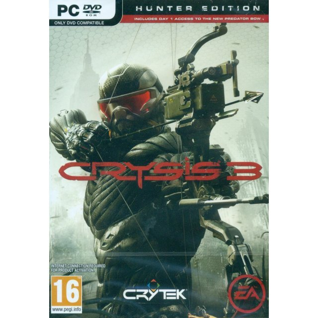 Crysis 3 (Hunter Edition) (Origin)