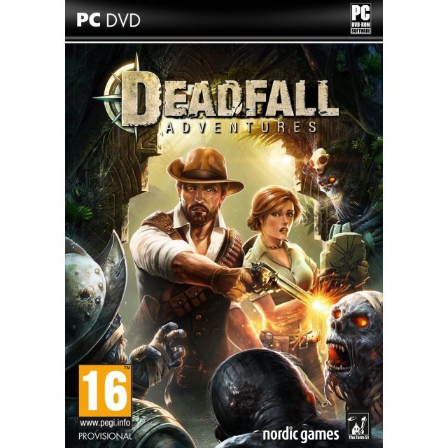 Deadfall Adventures (DVD-ROM)