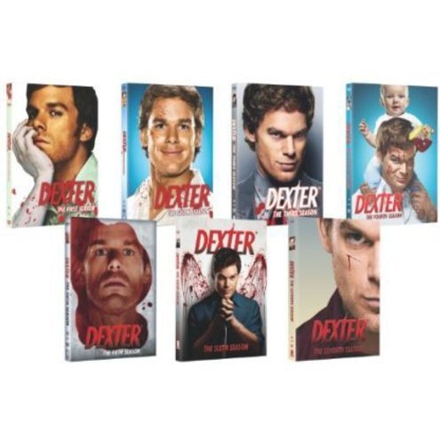 Dexter: Seven Season Pack