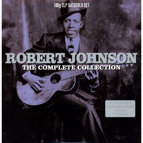 Johnson, Robert: Complete Collection