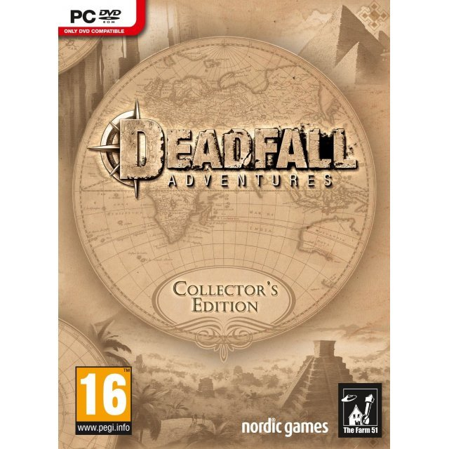 Deadfall Adventures (Collector's Edition) (DVD-ROM)