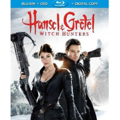 Hansel & Gretel: Witch Hunters [Blu-ray+DVD+Digital Copy]