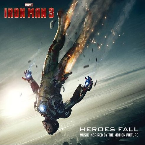 Ironman 3 : Heroes Fall