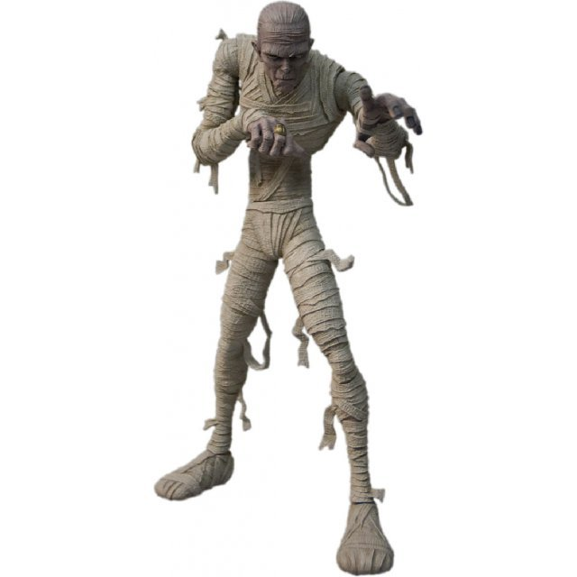 Universal Monsters Pre-Painted Action Figure: Mummy