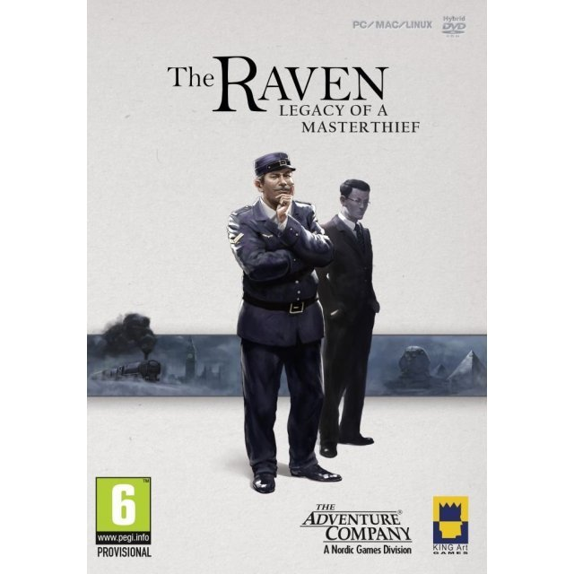 The Raven: Legacy of a Master Thief (DVD-ROM)