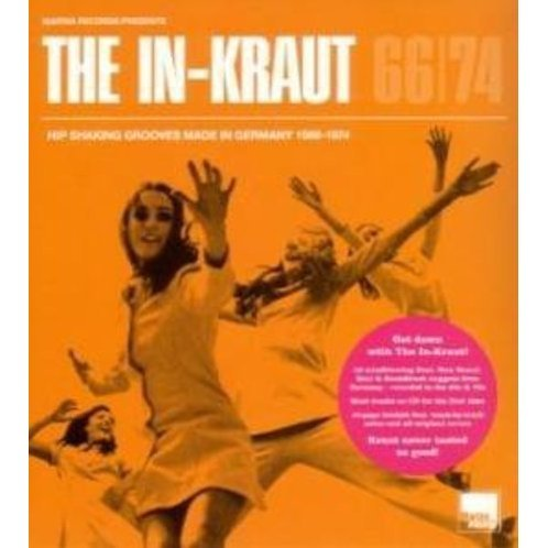 In-Kraut-Hip Shaking Grooves Made in Germany 1966-1974
