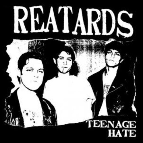 Teenage Hate/Fuck Elvis Heres the Reatards