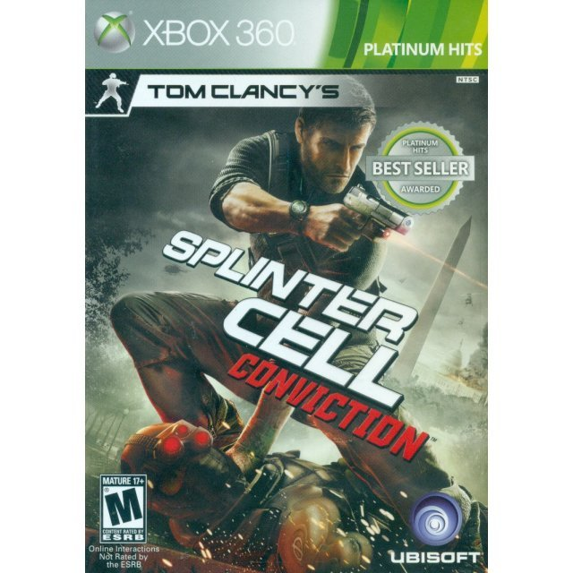Tom Clancy's Splinter Cell: Conviction (Platinum Hits)