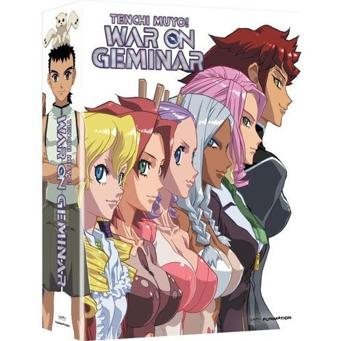 Tenchi Muyo: War on Geminar Part 1 [Blu-ray+DVD Limited Edition]