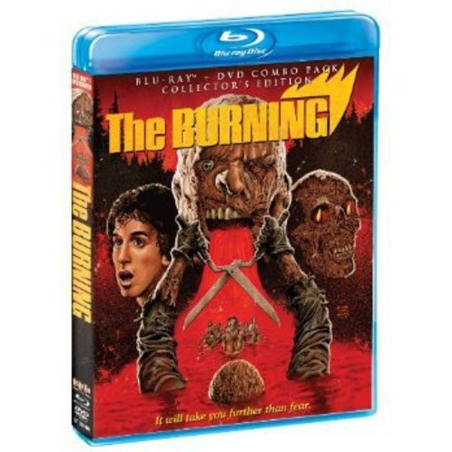 The Burning [Collector's Edition Blu-ray+DVD]