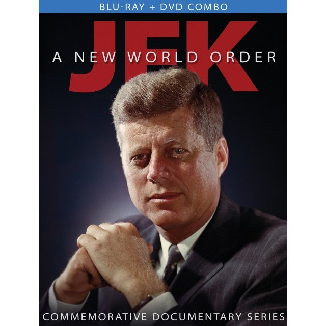 JFK: A New World Order [Blu-ray+DVD]