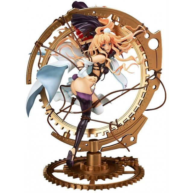 Macross Frontier The Movie: The False Songstress 1/7 Scale Pre ...