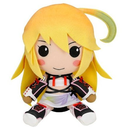 Tales of Xillia 2 Plush Doll: Milla Maxwell