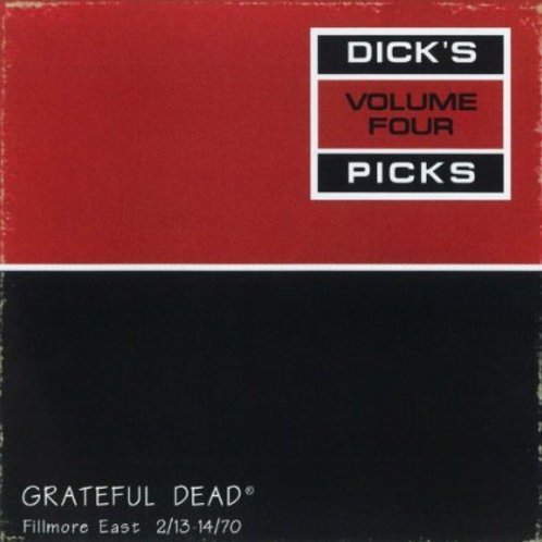 Grateful Dead: Vol. 4-Dick's Pick