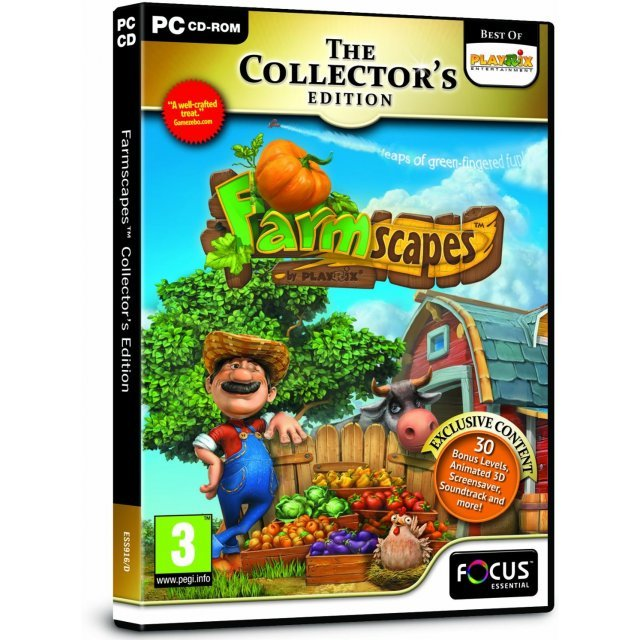 Farmscapes (Collector's Edition)