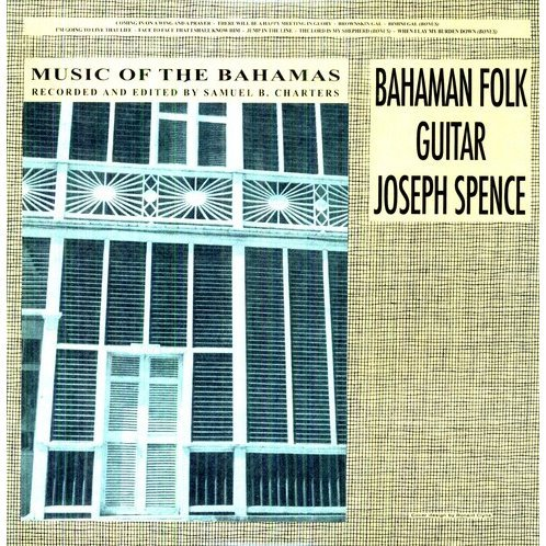 Music of the Bahamas:Bahamas Folk Guitar