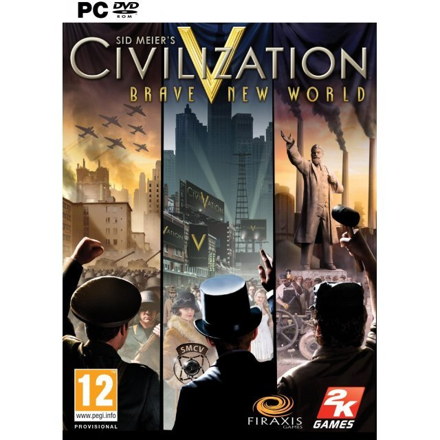 Sid Meier's Civilization V: Brave New World (DVD-ROM)