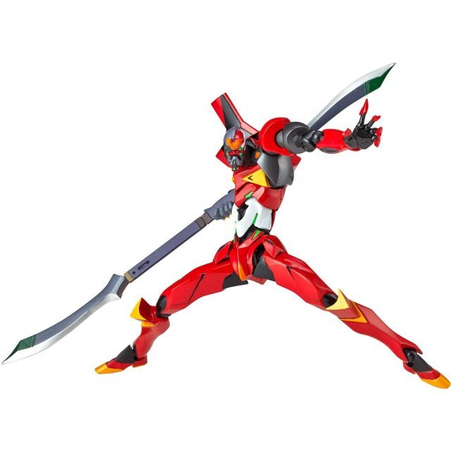 Revoltech Yamaguchi Series Rebuild of Evangelion: Eva Unit 02 Custom Gamma Wille Custom Series No.137