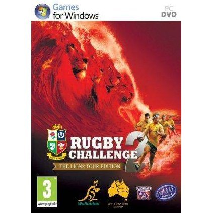 Rugby Challenge 2 (The Lions Tour Edition) (DVD-ROM)
