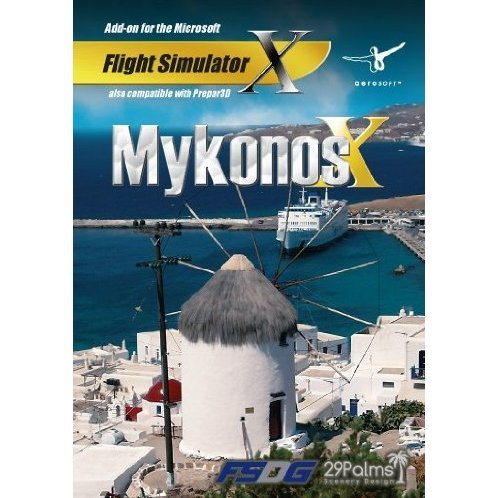 Airport Mykonos for FSX