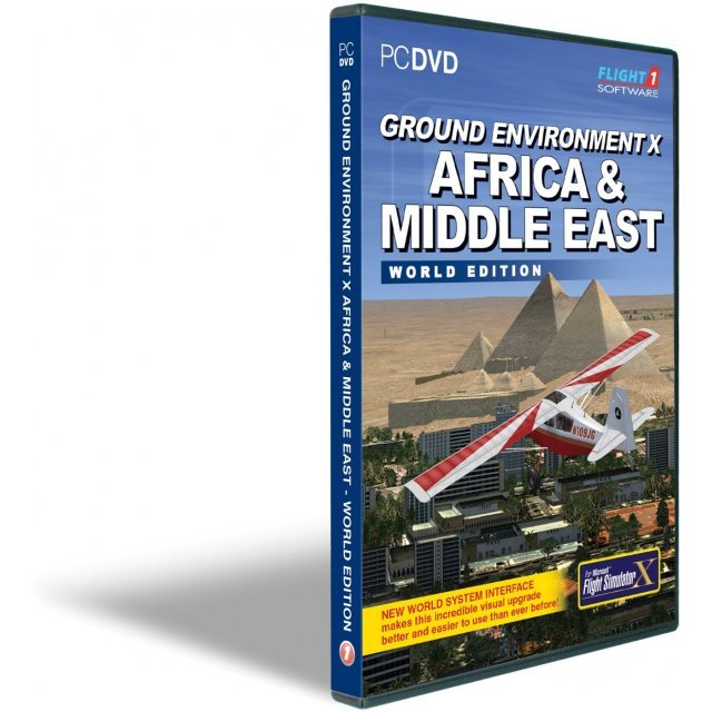 Ground Environment X Africa & Middle East World Edition (DVD-ROM)