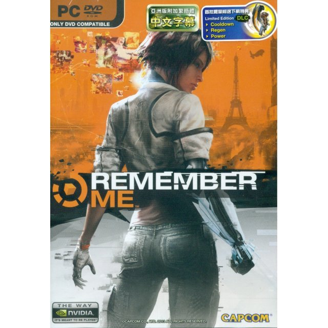 Remember Me (DVD-ROM)