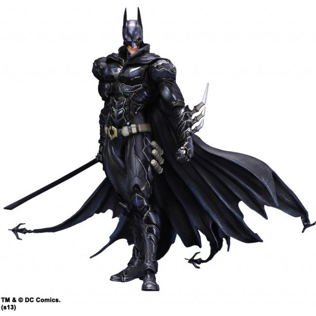 DC Comics Variant Play Arts Kai Non Scale Pre-Painted Figure: Batman