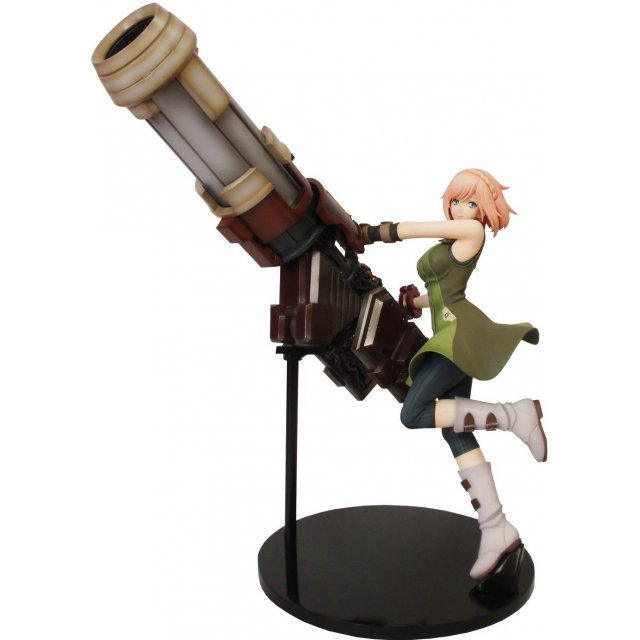 God Eater Burst 1/7 Scale Pre-Painted PVC Figure: Daiba Kanon