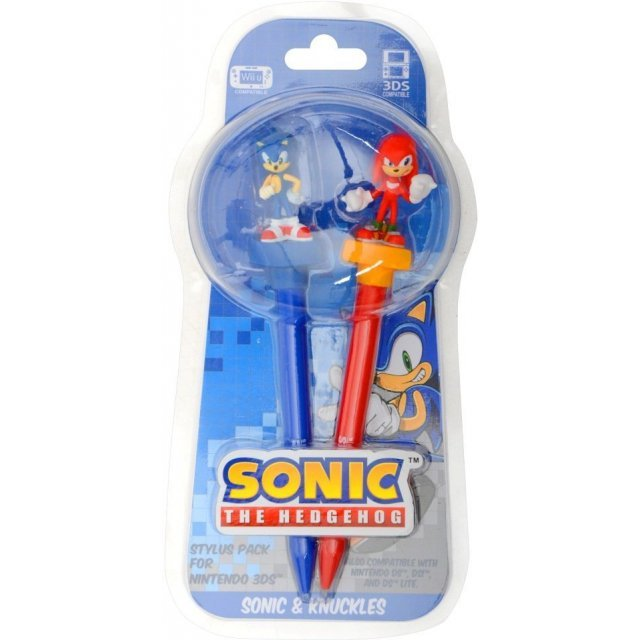 Sonic & Knuckles Stylus Pack