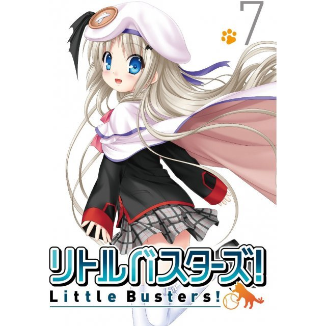Little Busters Vol.7 [Limited Edition]