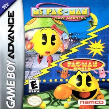 Ms. Pac-Man: Maze Madness / Pac-Man World