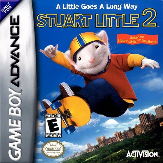 Games Stuart Little 2