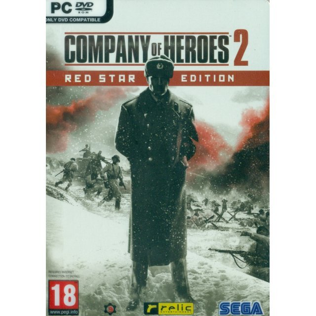 Company of Heroes 2 (Red Star Edition) (DVD-ROM)