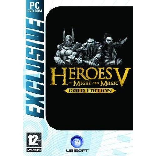 Heroes of Might and Magic V: Gold Edition (Ubisoft Exlusive) (DVD-ROM)