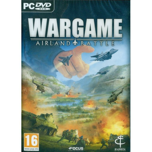 Wargame: AirLand Battle (DVD-ROM)