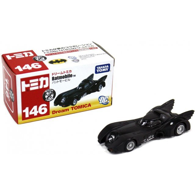 Dream Tomica No.146 - Batman: Batmobile (Diecast model)