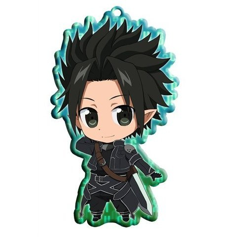 Sword Art Online Puchikko Trading Metal Key Ring: Fairy Dance