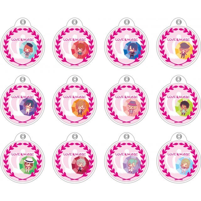 Uta no Prince-sama Debut Jewel Strap Collection (Re-run)