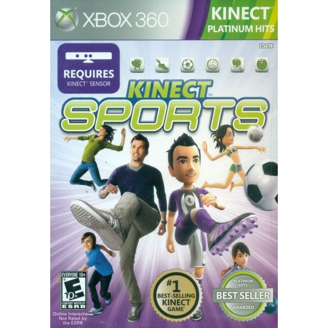 Kinect Sports (Platinum Hits)