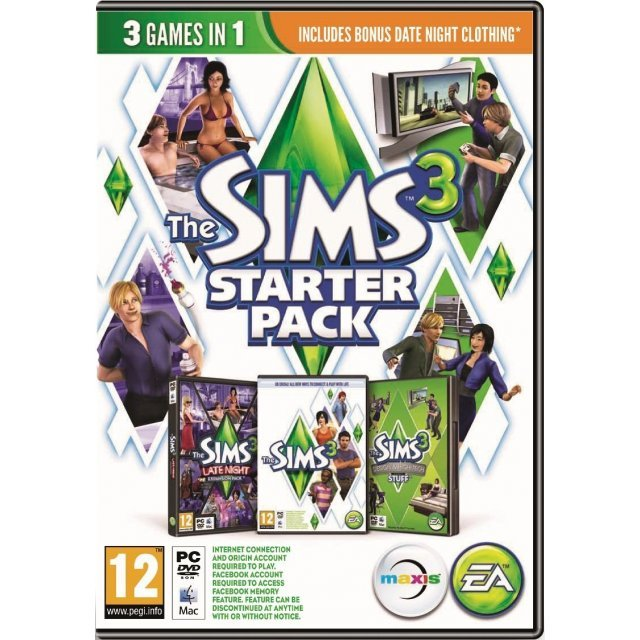 The Sims 3 Worlds Bundle (DVD-ROM)