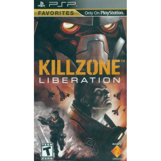 Killzone: Liberation (Favorites)